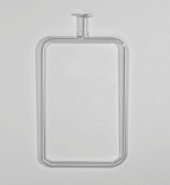 Glasrohr für Wärmeströmung, 300 x 200 mm, für Lehrer