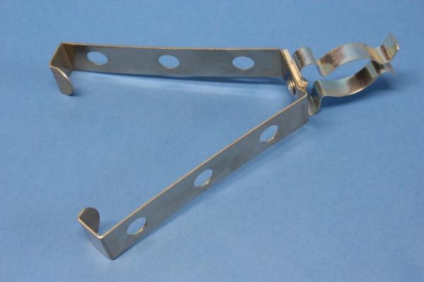 MBM-Klemmhalter, für Rohrdurchmesser: 32 - 34 mm