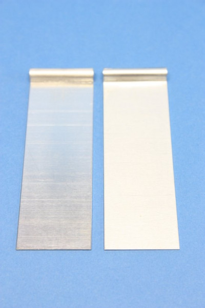 Zinkblech-Elektrode, 95 x 30 mm