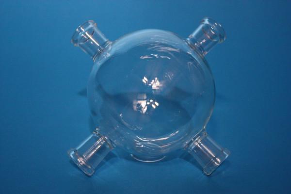 Experimentierkugel, 500 ml, 4 x SB 19