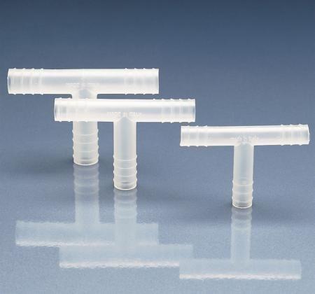 Verbinder T-Form, PP, 8 - 9 mm Schlauchinnendurchmesser