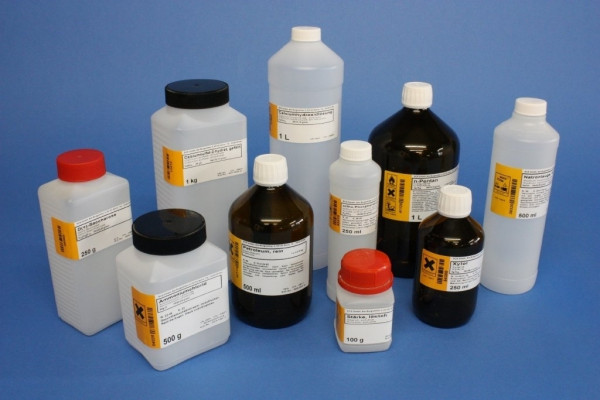 Natronlauge 0,1 N (0,1 Mol/L), 500 ml