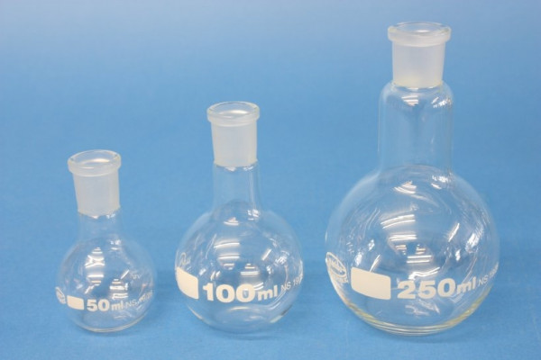 Stehkolben, 100 ml, NS19/26, Boro 3.3