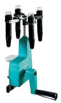 Handzentrifuge 4 x 15 ml, 3000 U/min