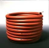 Sicherheits-Gasschlauch, I.: 10 mm, W.: 2 mm, nach DIN 30664 Teil 1